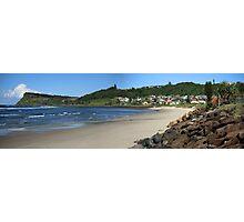 Seven Mile Beach - Lennox Head NSW Photographic Print