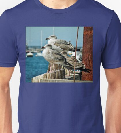 Seagull Aristocracy Unisex T-Shirt