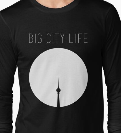 BIG CITY LIFE - Berlin Edition Long Sleeve T-Shirt