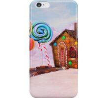 Candy World Revisited iPhone Case/Skin