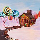 Candy World Revisited by Liam Liberty