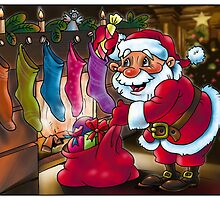 Merry Christmas! by VitalyScher