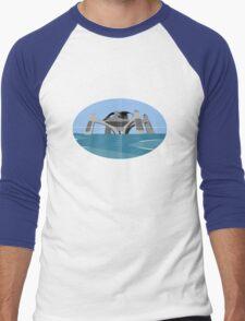 Targeting Stromberg Atlantis Men's Baseball ¾ T-Shirt