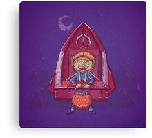 Toy Story Trick or Treat Canvas Print