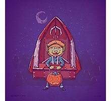 Toy Story Trick or Treat Photographic Print