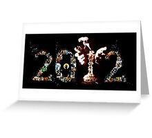 2012 - A Tribute Greeting Card