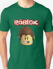 Roblox Character Head T-Shirt