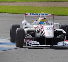 British F3 International Series - #12 - Dallara F312 Nissan - Nick McBride by motapics