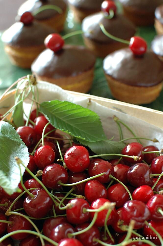 Cherry bonbon by parismidori