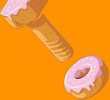 Screw Donut! by Park Jennifer