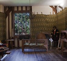 Gainsborough Old Hall- Room(upstairs1) by jasminewang