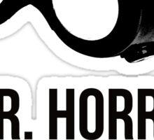 PH D in Horribleness A Sticker
