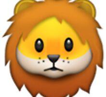 Lion Emoji by Brogy2323