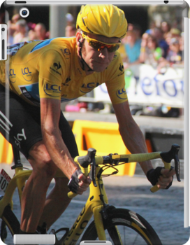 Bradley Wiggins - Tour de France by MelTho