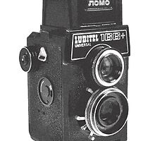 Lomo Lubitel 166+ by Maxim Grew