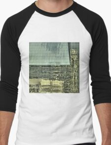 Shimmer and Shake Men's Baseball ¾ T-Shirt