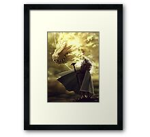 Reckoning Framed Print