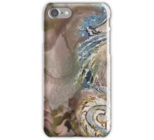 Seahorses and Clam Shell iPhone Case/Skin