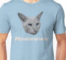 Siamese Mowwww Unisex T-Shirt