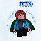 Pippin-Lego Lord of the Rings by ChrisNeal