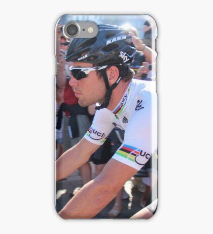 Mark Cavendish World Champion iPhone Case/Skin