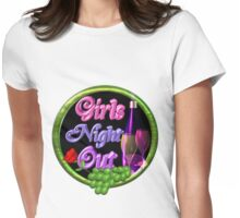 Girls Night Out by Valxart.com Womens Fitted T-Shirt
