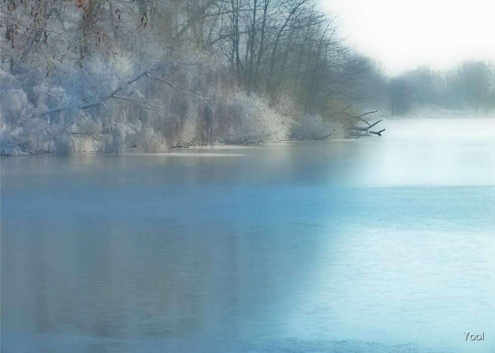 Icecold water... by Yool