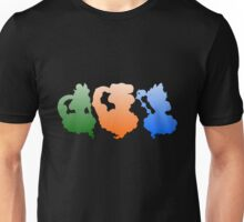 Pokemon Kami Gods Unisex T-Shirt