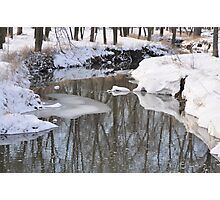 Snowy River scene Photographic Print