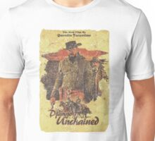 Django Unchained - Poster Unisex T-Shirt
