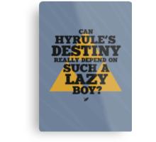 Hyrule's Destiny Alternate Metal Print