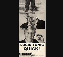 LUCID TONIC Fake Advertisement I Unisex T-Shirt