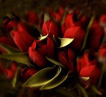 Still Life Tulips by Jessica Jenney