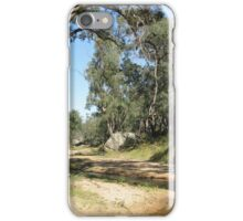 Goulburn River at The Drip NSW iPhone Case/Skin
