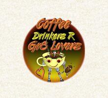 Coffee Drinkers are great lovers  Valxart.com Hoodie