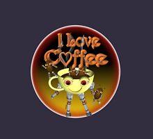 I love Coffee by Valxart Long Sleeve T-Shirt