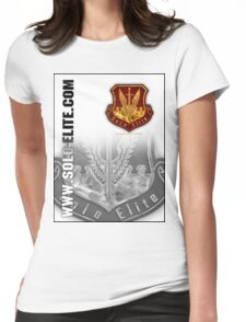 Solo Elite Womens Fitted T-Shirt