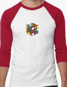 You Can Do The Cube Men's Baseball ¾ T-Shirt