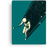 Cosmic Selfie Canvas Print