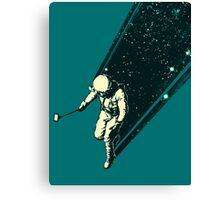 Cosmic Selfie Canvas Print