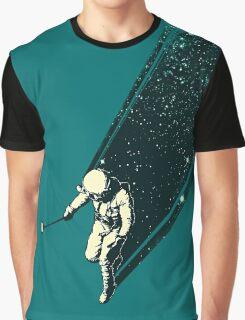 Cosmic Selfie Graphic T-Shirt