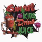 Smart Kids drink juice by Valxart  by Valxart
