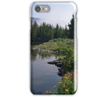 Crazy Mountains MT iPhone Case/Skin