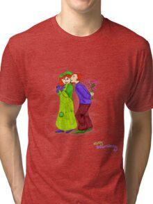 Molly and Arthur Weasley Tri-blend T-Shirt