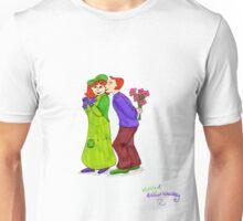 Molly and Arthur Weasley Unisex T-Shirt