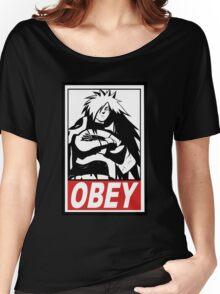 OBEY Madara Uchiha  Women's Relaxed Fit T-Shirt