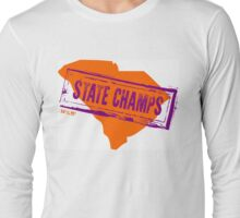 STATE CHAMPS!! Long Sleeve T-Shirt