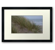 Camber Sands to Le Touquet Framed Print