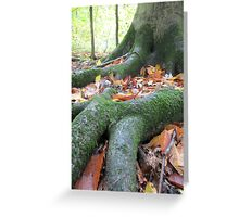 Mother's Roots Greeting Card