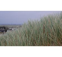 Camber Sands to Romney Marsh Photographic Print